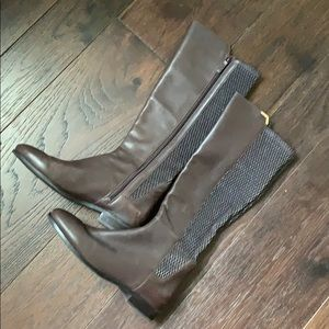 Cole Haan riding boots size 8.5
